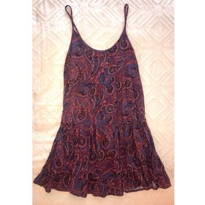 Mossimo Spaghetti Strap Sleeveless Dress
